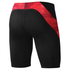 Nike Swim Cumulus Badbyxor Herr röd/svart